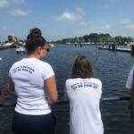 Zondag 10 Juni Openwater wedstrijd in Huizen