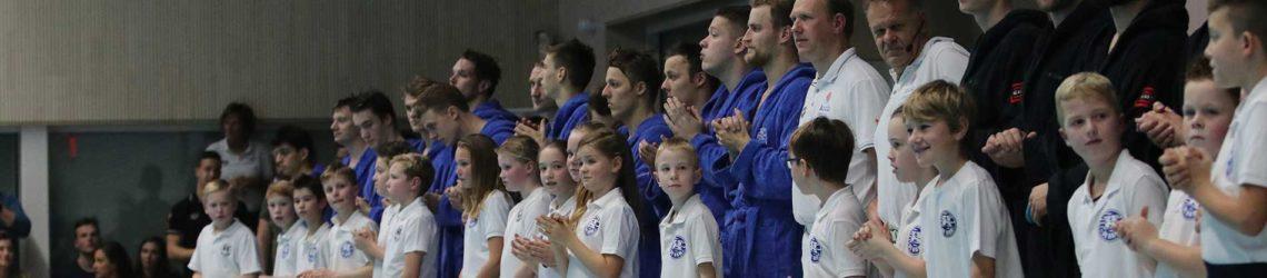 Topsport in Zaanstad, waterpolo!